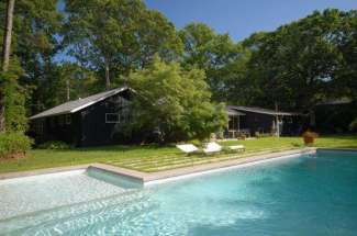 Shelter Island Mid Century Modern with Pool