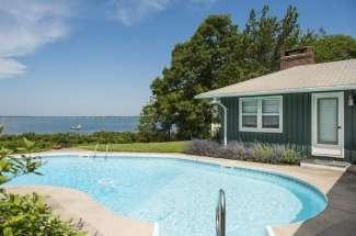 Fabulous Shelter Island Sandy Beach House with Pool