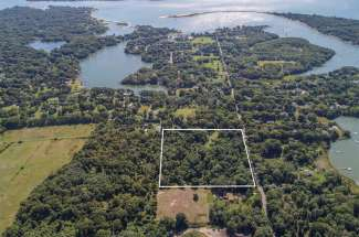 Shelter Island 11.7 Acres Bordering Horse Farm