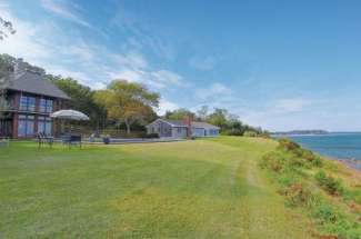 Tranquil Ram Island Bay Front Compound with Pool and Tennis