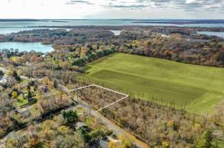 Shelter Island Gentle Acreage with Preserved Views