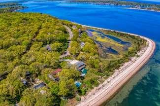Spectacular Shelter Island Beach House