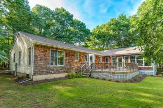Shelter Island Turnkey on 1.2 Acres