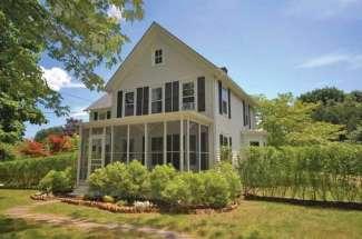 Turn of the Century Shelter Island Farmhouse on 1.35 Acres