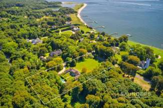 Shelter Island Estate Section Traditional with Pool