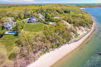 Historic 1884 Shelter Island Waterfront Estate