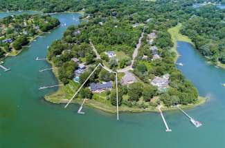 Shelter Island Spacious Harborfront with Dock