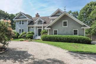 Shelter Island Hidden Waterfront Traditional