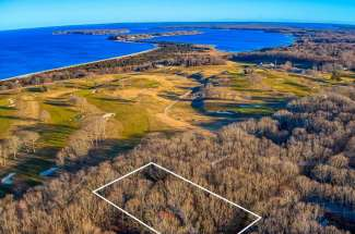 Shelter Island Country Club Estate Section Acreage