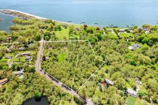 7.68+/- Estate Section Acreage with Water Views