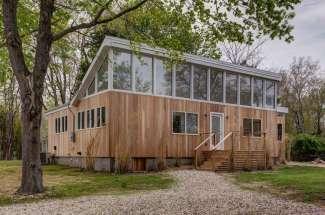 Stylish Shelter Island Hideaway