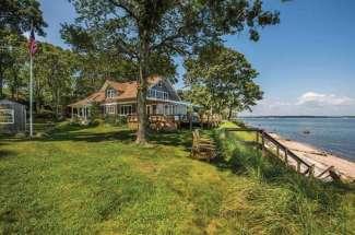 Sensational Shelter Island Beach House