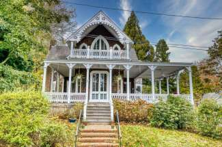 Vintage Shelter Island Heights Victorian
