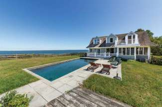 Stunning Shelter Island Little Ram Waterfront with Pool
