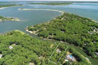 Shelter Island Waterfront with Pool and Dock