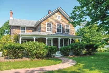 Shelter Island Farmhouse