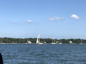 Shelter Island sailing