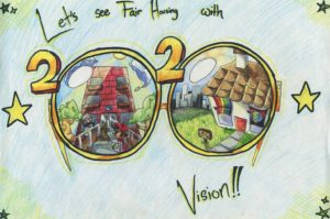 Fair Housing 2020 logo